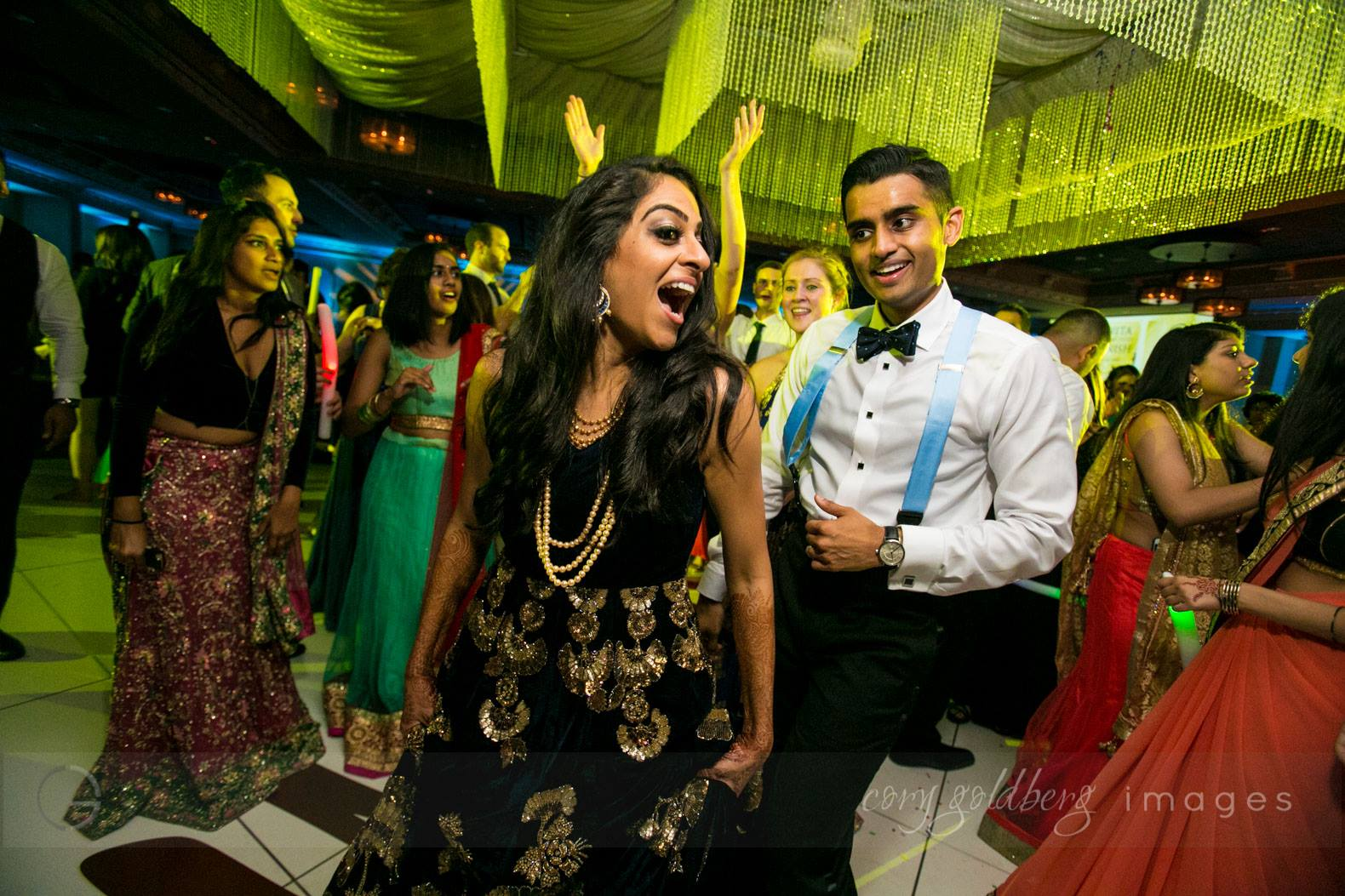 Manish & Kavitha Couple Dance Floor